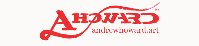 Andrew Howard Art logo - Art and Paintings by Andrew Howard